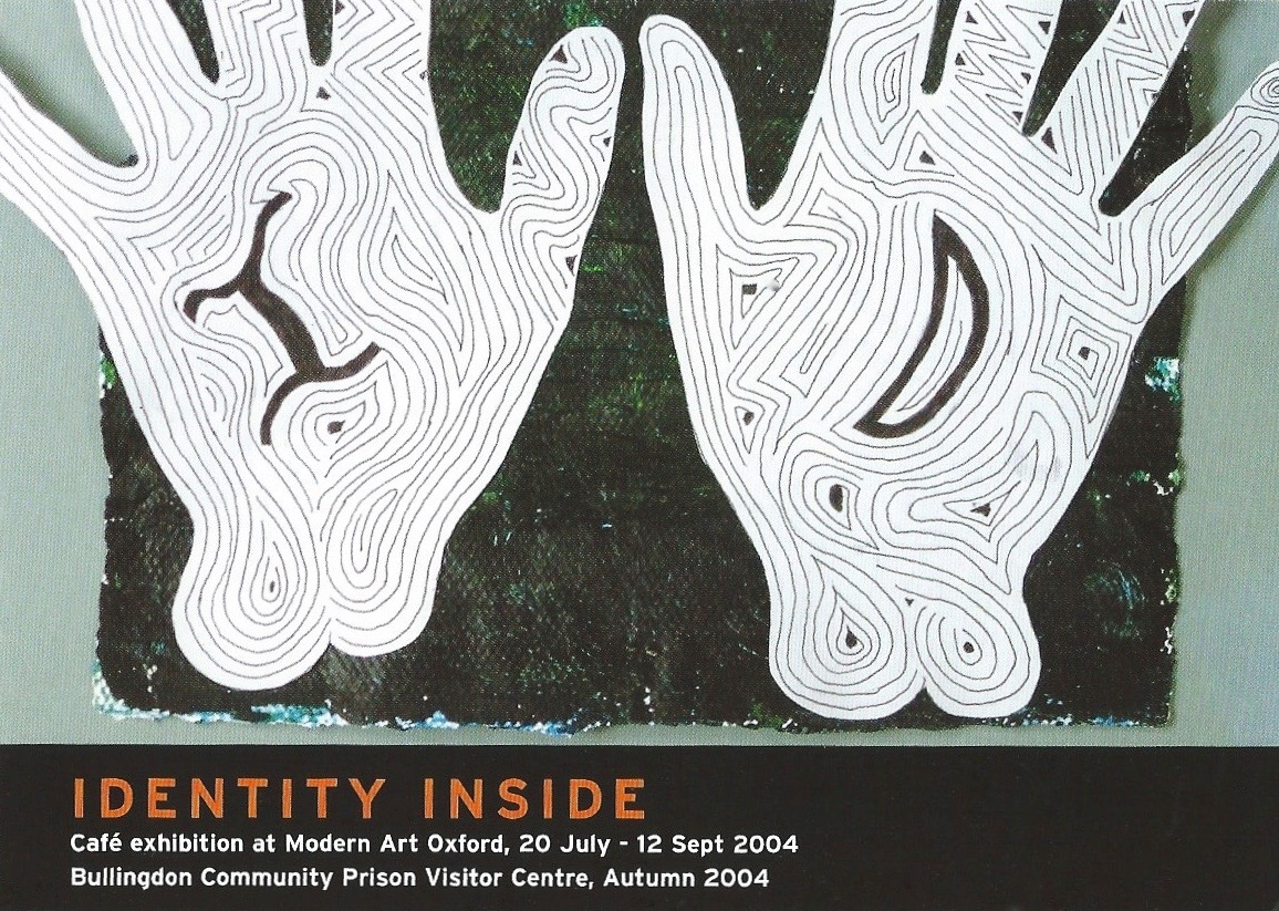 'identity inside', postcard series of prisoners' work (2)
