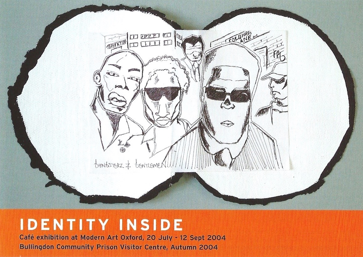 'identity inside', postcard series of prisoners' work (3)
