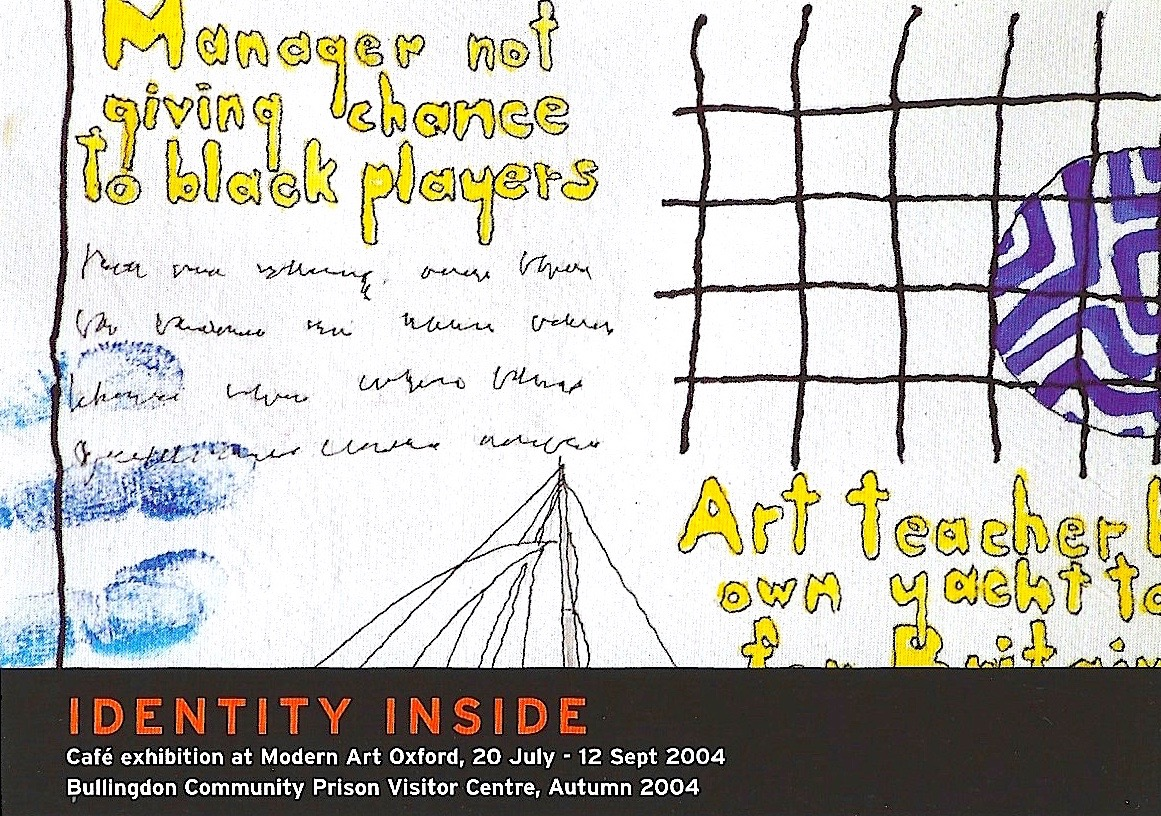 'identity inside', postcard series of prisoners' work (4)