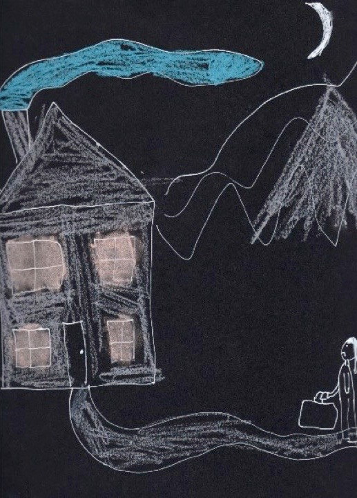 'winter dreams', st. andrew's primary school, dream drawing (1)
