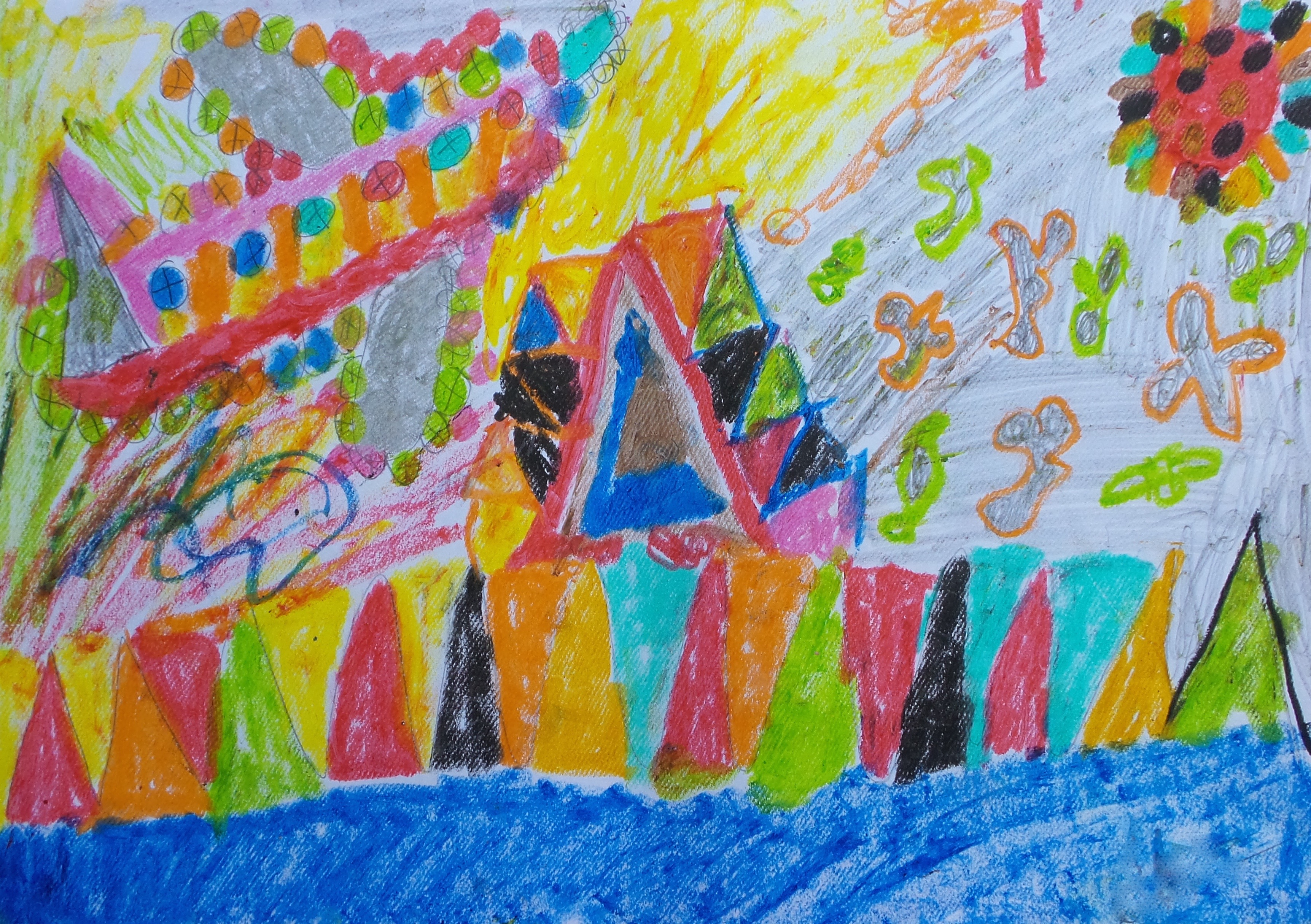 'journeys + dreams', participant drawing(7)