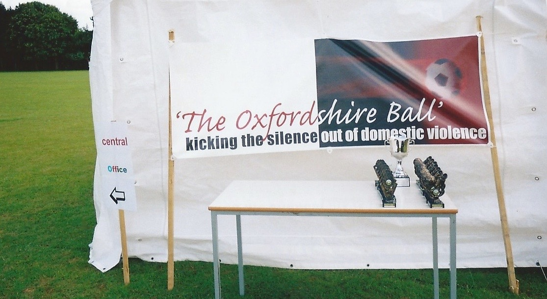 'the oxfordshire ball,' 2007