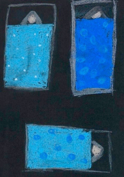 'winter dreams', st. andrew's primary school, dream drawing (3)