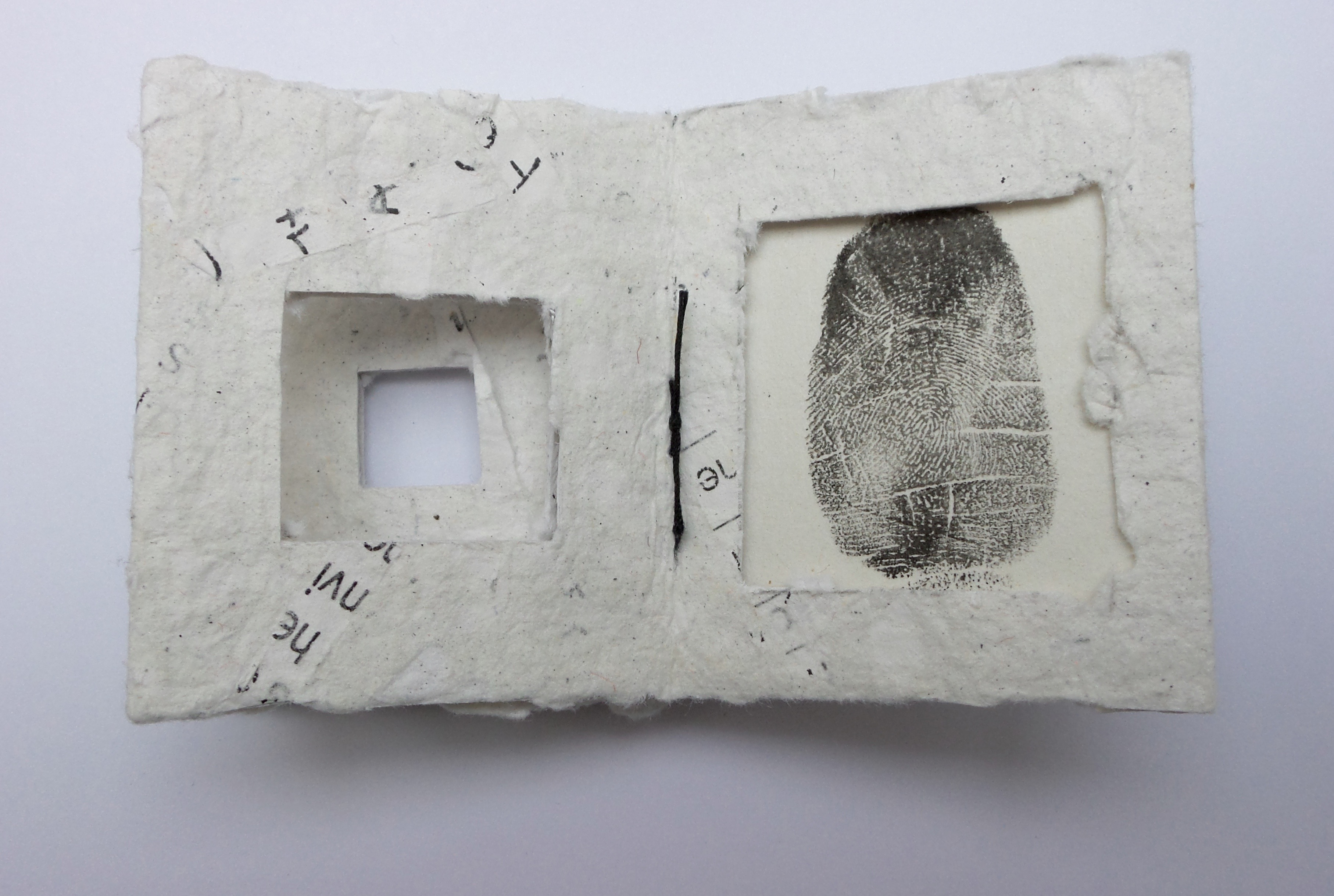 'black-marked' box II, detail(3)