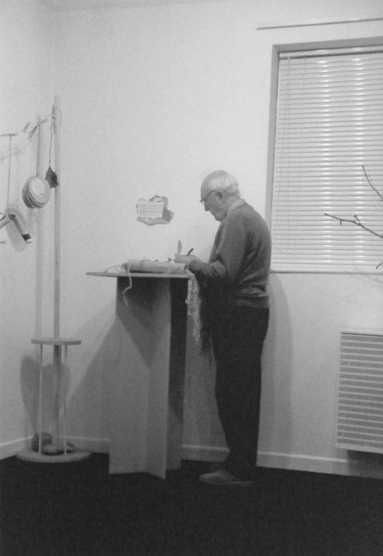 'new leaves', exhibition opening, ark t centre, oxford(2)